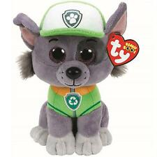Ty Beanie Babies 41212 Paw Patrol Rocky the Dog