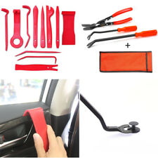 14PCS Car Lining Trim Tools Nylon Door Molding Dashboard Panel Pry Clip Pliers