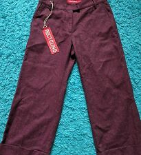 Miss Sixty BNWT ladies 3/4 trousers - size 26