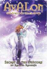 Avalon: Web of Magic Book 4: Secret of the Unicorn