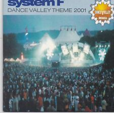 System F-Dance Valley Theme 2001 cd single