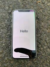 Apple iPhone X 64GB Smartphone device UNLOCKED - SILVER