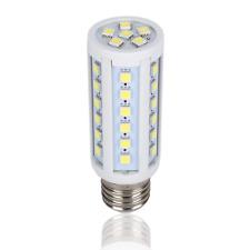 LED 10W 12V DC Corn Light Bulb Lamp E27 E26 Screw Base Socket Cool White