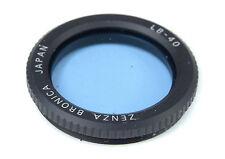 BRONICA SQ-Ai PS 35mm 3.5 Rear Filter Blue LB - 40