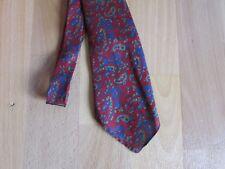 Vintage PAISLEY Pattern tie