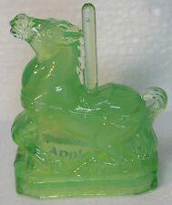 Boyd Glass Taffy the Carousel Horse Applemint