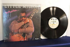 Little Milton, Too Much Pain, Malaco Records MAL 7453, 1990 Electric Blues