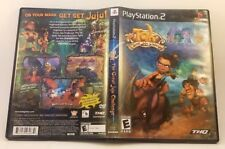PlayStation 2 PS2 Tak The Great Juju Challenge BLACK LABEL Very Good Complete