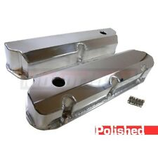 SBF Ford 289 302 351W  Fabricated Aluminum Tall Valve Covers 6241-S