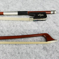 High quality 4/4 Size,Master A Genuine Pernambuco Cello Bow,Natural Horsehair