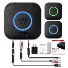 1Mii B06 Bluetooth Receiver Hi-Fi Wireless Audio Adapter 3D Surround aptX DSP