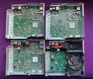 Xbox 360 S Slim Motherboards UNTESTED FAULTY joblot Of 4