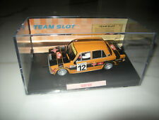 Spielzeug Team Slot Karosserie Lancia Stratos #6 J.bragation-v.sabater Elektrisches Spielzeug