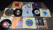 Lot 45's country Rock Roll Folk children sleeves 51 vinyl list of artists songs
