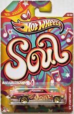Hot Wheels 2012 Jukebox Soul '67 Pontiac Gto