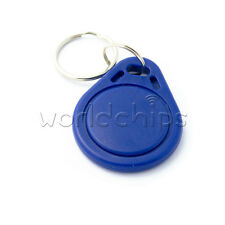 10PCS RFID IC Keyfobs Key Tags Token NFC TAG Keychain 13.56MHz for Arduino W