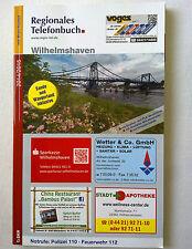 SKN regional telephone book 2014/2015 Wilhelmshaven Sands and wangerland