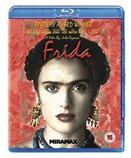 Frida [Blu-ray] [DVD][Region 2]