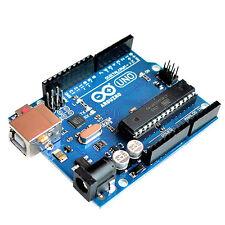 New UNO R3 Development Board Microcontroller MEGA328P ATMEGA16U2 Compat Arduino