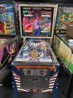 1976 Bally Captain Fantastic Pinball Machine Classic  Stunning Tommy
