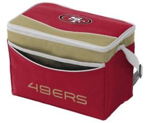 San Francisco 49ers 12pk Blizzard Cooler Lunch Bag Lunchbox