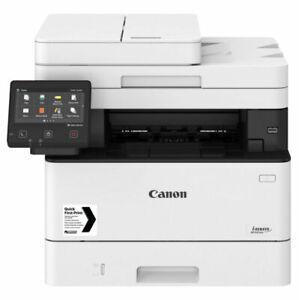 Canon i-SENSYS MF443dw Colour Laser All-In-One Printer - White