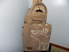 Abercrombie Bag Brown Book Bag L0517