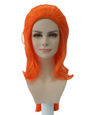 ORANGE LADY GAGA & donna David Bowie Ziggy Stardust Costume parrucca | HD-1099