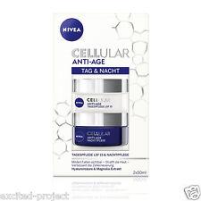 NIVEA Cellular Anti-Age - Day & Night Cream - 100 ml / 3.38 fl oz - From Germany