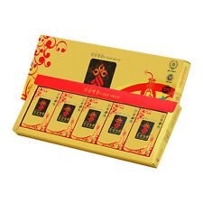 Red GINSENG Slice ( 20g x 5pack ) 5-Year-Old 100% Korean Panax Root Health Jelly