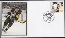 CANADA # 2942.10 SID CROSBY HOCKEY STAMP on FIRST DAY COVER