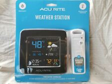 AcuRite Digital Weather Forecaster with Temperature and Humidity 00506W