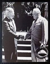 """POSTCARD Winston Churchill Martin Gilbert 1988 """"Never Despair"""" NB2881"""