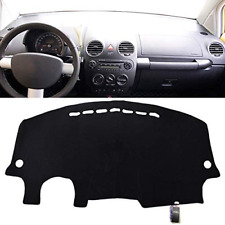 XUKEY Dashboard Cover for Volkswagen VW Beetle 1998-2010 Dash Cover Mat