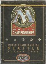 MTG 1998 World Championship Deck August 1998 Magic the Gathering Ben Rubin