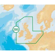 NAVIONICS PLUS CHART XL9 28XG MSD CARD WITH SD ADAPTER - Gold UK & IRELAND