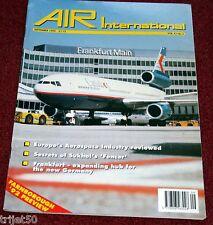 Air International 1992 September Valiant,MB339,Su-24,Cityflyer