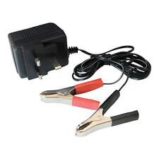 500mA Trickle Charger Suitable For Most 12V Automotive Batteries 1.6m Cable