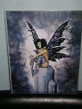 Amy Brown - Dark Wings - Limited Edition - Sold Out