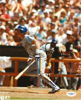 BREWERS Robin Yount signed photo JSA COA Autographed 8x10 AUTO Milwaukee HOFer