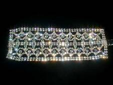 DIVA FANCY CUT RHINESTONE BRACELET