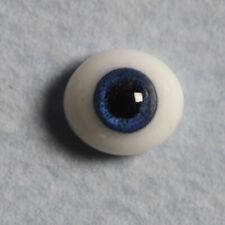 Lt.Violet Dollmore BJD OOAK doll glass eyes 8mm Oval Flat Glass Eyes