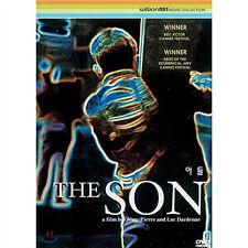 THE SON - Le Fils / Jean-Pierre Dardenne, Olivier Gourmet (2002) - DVD new