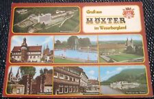 Germany Gruss aus Hoxter u=im Weserbergland Multi-view - posted