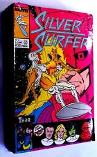 SILVER SURFER n. 1-11 SEQUENZA COMPLETA Play Press Marvel 1989 THOR