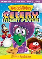 Veggietales: Celery Night Fever [New DVD] Amaray Case, Dubbed, Subtitled