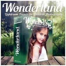 Photo Presets for Lightroom / Wonderland