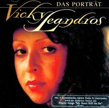 CD - Vicky Leandros - Das Porträt - Inkl. 5 Bonustracks