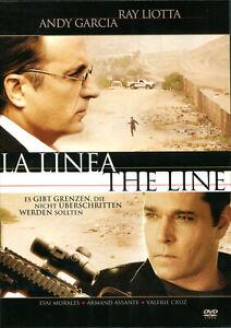 The Line , uncut , new , UK Region DVD , Ray Liotta , Andy Garcia , La Linea