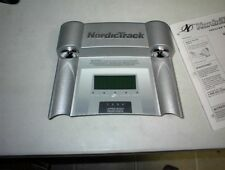 NORDIC TRACK X5 Incline Trainer Treadmill display pannel